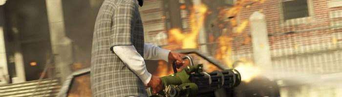 Grand Theft Auto V: noi imagini