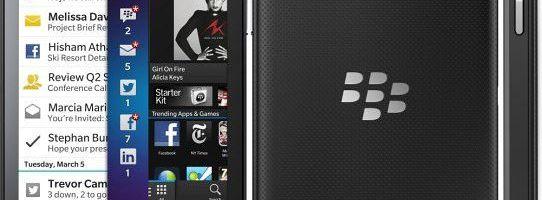 BlackBerry va produce la Foxconn