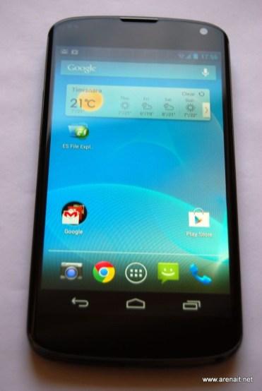 Google (LG) Nexus 4 - 5