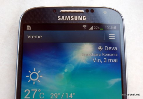 Samsung Galaxy S4 REVIEW: primele impresii #6