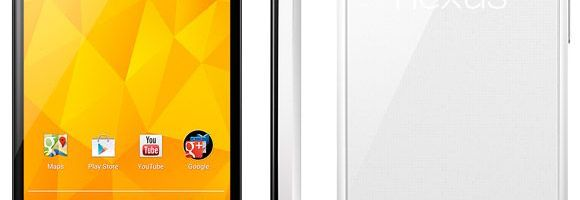 LG confirma: Nexus 4 alb incepand cu 29 mai