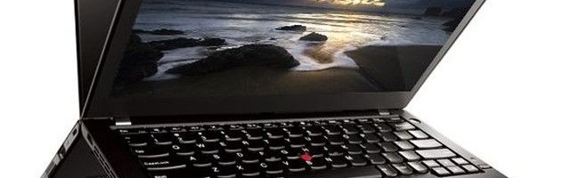 Lenovo a lansat ThinkPad X230S