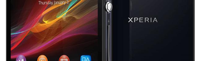 Review Sony Xperia Z