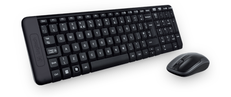 Logitech MK220 (mouse, tastatura wireless) scurt review