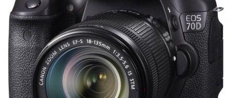 Canon a lansat EOS 70D