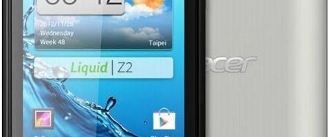 Review Acer Liquid Z2