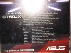 ASUS ROG Series Haswell Specifications