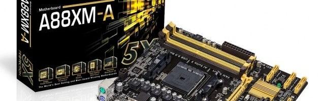 ASUS a lansat 2 placi de baza cu socket FM2+