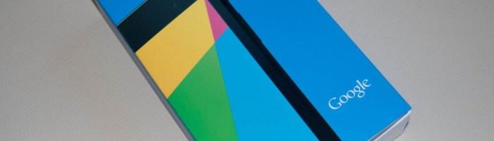 Google Nexus 7 II review
