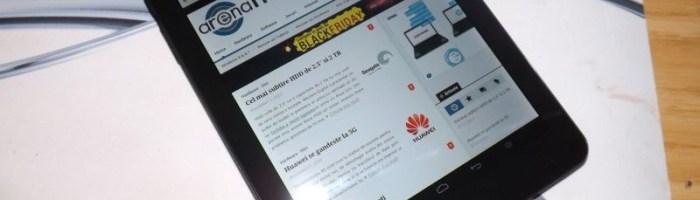 Review tableta Utok 800Q