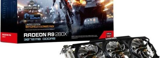Battlefield 4 cu placile video Radeon R9 si de la Gigabyte