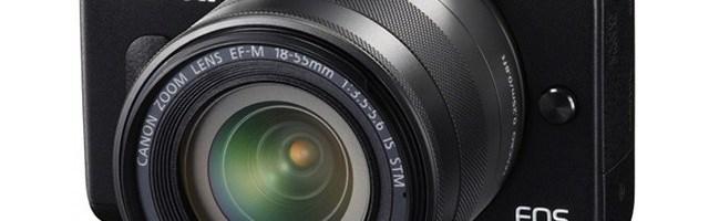 Canon lanseaza EOS M2