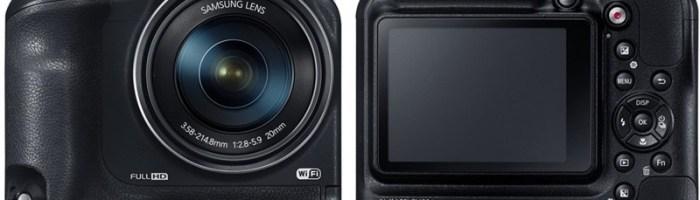 CES 2014: Samsung a prezentat camera WB2200F