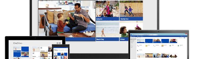 Cloud: OneDrive s-a lansat oficial