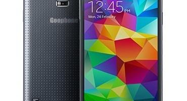 Goophone S5, copie performanta a lui Galaxy S5