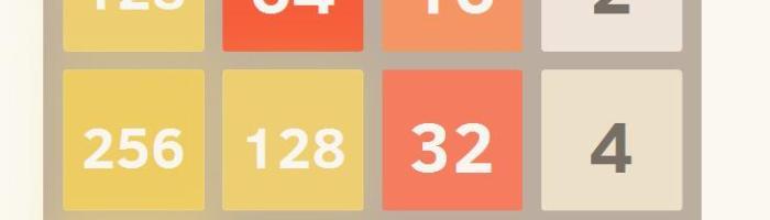 Jocuri: 2048, al doilea Flappy Bird?
