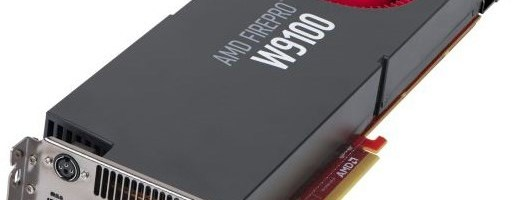 AMD introduce FirePro W9100
