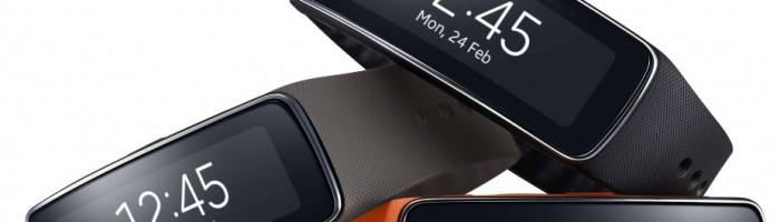 Samsung Gear Fit: video preview