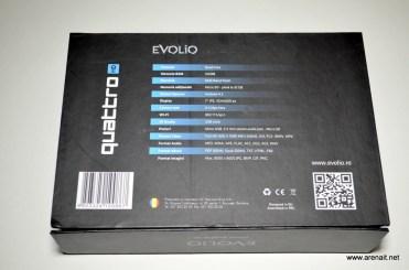 Evolio Quattro HD - 10