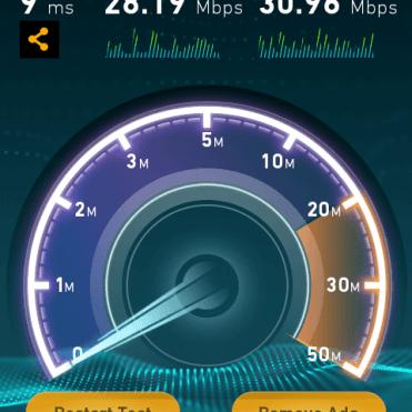 Nokia X Wi-Fi Test