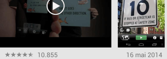 Word Lens, aplicatie de traducere instant