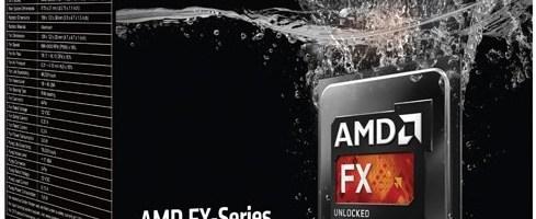 FX-9590 racit cu apa
