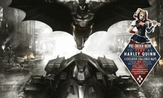 Batman Arkham Knight vine in 2015