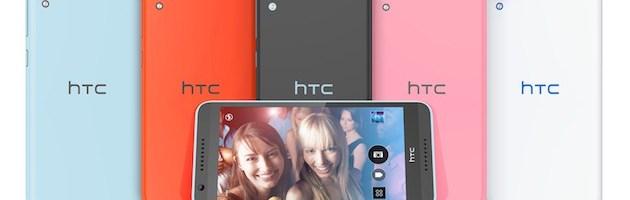 IFA 2014: HTC Desire 820 are procesor pe 64 de biti