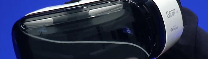 IFA 2014: Samsung si Oculus au lansast Gear VR