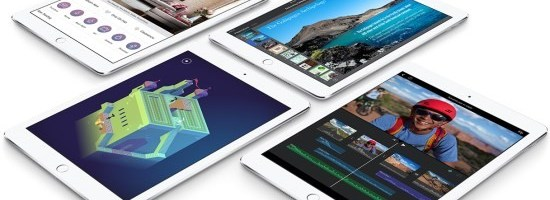 Apple prezinta iPad Air 2 si iPad Mini 3