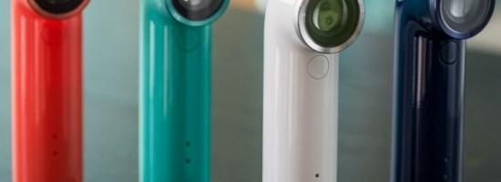 HTC a pregatit o camera video REmarcabila