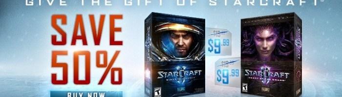 Black Friday 2014 la Battle.net: reduceri la Starcraft 2, WoW, Diablo III si altele