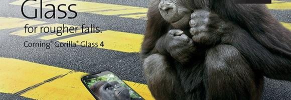Corning a lansat Gorilla Glass 4