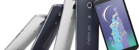 Review Google Nexus 6