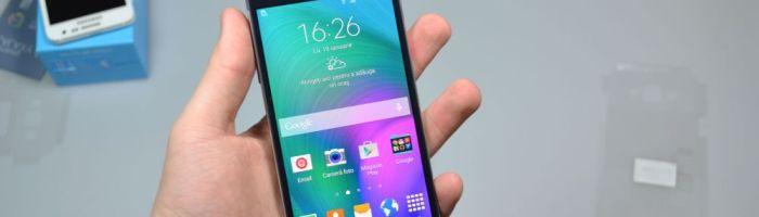 Am testat Galaxy A3 si A5: ce impresii ne-au lasat?