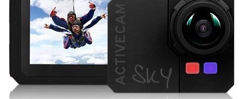 Review camera de actiune Overmax ActiveCam Sky