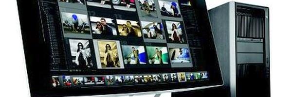 CES 2015: HP a lansat monitoare curbate 4K si 5K