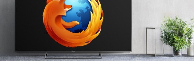 CES 2015: Panasonic are televizor 4K cu Firefox OS