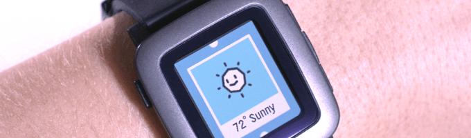 Pebble Time anuntat, probabil cel mai util smartwatch
