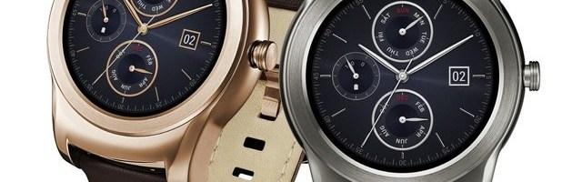 LG a anuntat Watch Urbane