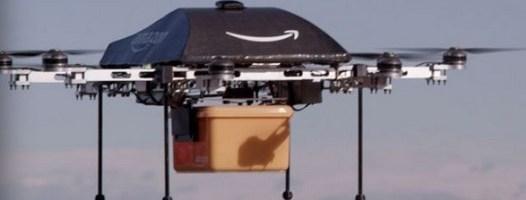 Amazon poate experimenta acum livrarile cu drone