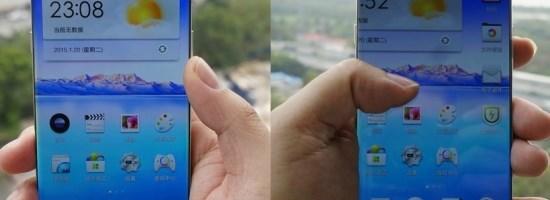 Oppo ar putea lansa un smartphone cu margini inguste