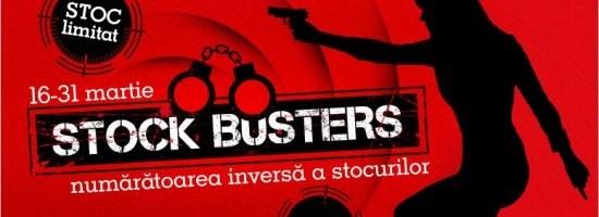 eMag Stock Buster: reduceri de stocuri + oferte bune