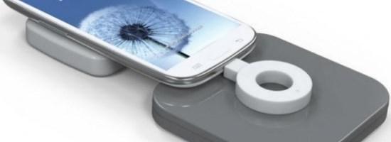 Duracell ofera incarcare wireless