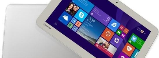 Review tableta Toshiba Encore 2