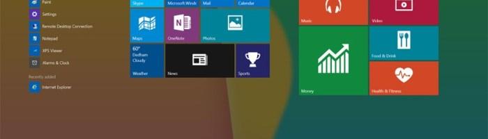 Microsoft lanseaza un nou build Windows 10