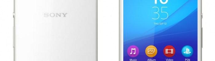 Sony a dezvaluit Xperia Z4