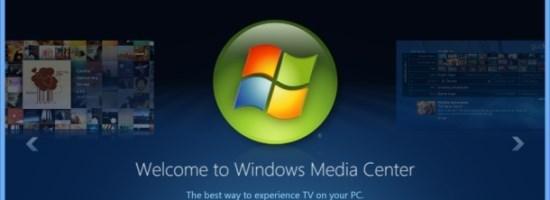 Microsoft renunta la Windows Media Center