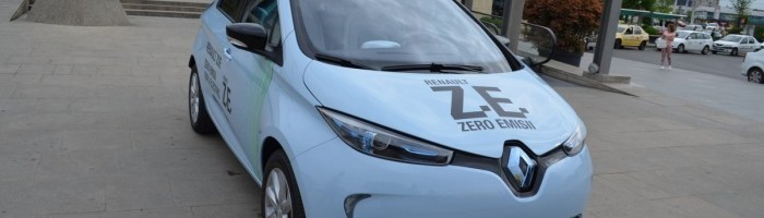 Renault Zoe (100% electric) review