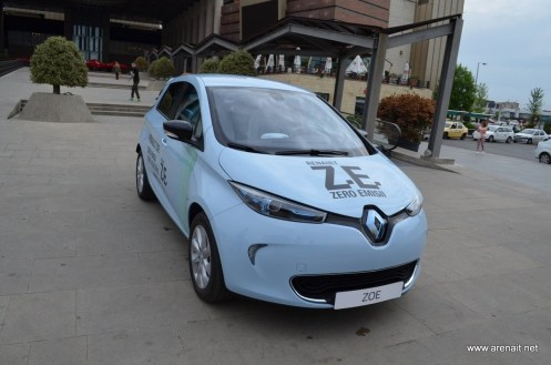 Renault Zoe Review - 1